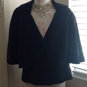 Karen Kane Cape Sleeve Jacket
